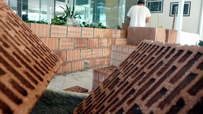 Opere edili per ristrutturazione uffici