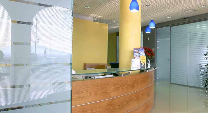 Studio di progettazione banca Padova