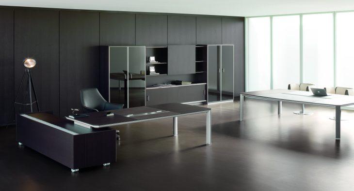 Pareti vetrate e mobili per ufficio