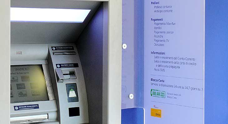 Bancomat evoluti per banche 2.0